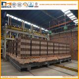 フルオートマチックの粘土の煉瓦トンネルキルンのプラント技術的な解決