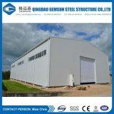 Здание конструированное и установка структурно стали