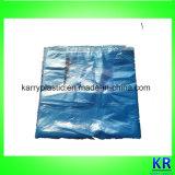 Sacchetti tagliati dei sacchetti di immondizia dell'HDPE in gruppo