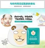 Les moutons animaux de Bioaoua nourrissent le masque protecteur d'humidité de masque
