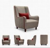 Silla de Europa, silla de la tela, muebles caseros, silla (M1503)