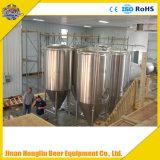 500L de Apparatuur van het Bierbrouwen van het aal, Het Samll Gerangschikte Systeem van het Bier