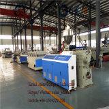 Máquina blanca de la tarjeta de la espuma del PVC de la máquina de la tarjeta de la espuma del PVC Celuka de la máquina de la tarjeta que bordea de la espuma del PVC