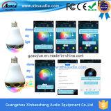 Heißer Birne Bluetooth 4.0 des neuen Produkt-intelligenter LED Mehrfarbenlautsprecher Bt5
