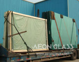 2 mm, 3 mm, 4 mm, 5 mm, 5,5 mm, 6 mm, 8 mm, 10 mm, 12 mm, 15 mm, 19 mm, de cristal claro, Clear Float Glass