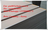 Paperbacked 석고판 유형 일반적인 석고 보드