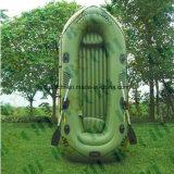 Barco inflável barato elegante de 4 pessoas