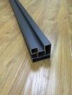 Алюминиевый столб для внешний ограждать WPC