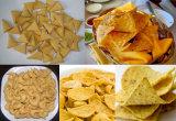 De Spaanders die van Doritos van de Bugels van de tortilla Machine verwerken