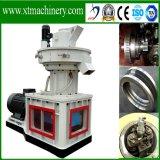 Aço Wearable, máquina de granulação de madeira da serragem da resistência de alta temperatura