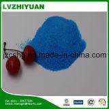 Produit chimique de traitement de l'eau du sulfate de cuivre 98%