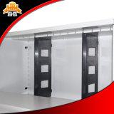 Abgerissener Fach-Metalldatei-Schrank des Qualitäts-Weiß-4