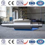 Rolos de laminador de aço aditivista centrífugo e estático