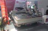 Vidro do equipamento do CNC (RF3826CNC) com quebra da tabela