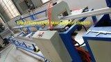 La tecnología principal imitó el plástico de mármol del perfil que sacaba produciendo la maquinaria
