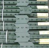 PVC에 의하여 입히는 담 포스트, Y 포스트, 말뚝, Swallowtail 포스트, 별 말뚝