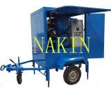 Zym-30 beweglicher im Freientyp Transformator-Öl-Regenerationsmaschine