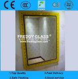 Miroir de salle de bains/miroir de profil/miroir de Difform/miroir de mur/miroir de mur