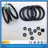 Customized Silicone Rubber Plastic Injection Moulding O Ring for Auto Parts Engineering Machines de construction