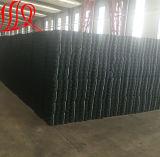 고품질 HDPE 물자를 가진 플라스틱 잔디 격자 포장 기계