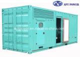 Компактный электрический генератор 1250kVA 1000kw приведенный в действие Чумминс Енгине