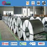201 bobinas del acero inoxidable con CE