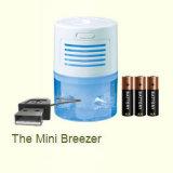 Refrogerador de ar portátil barato da bateria do USB do agregado familiar