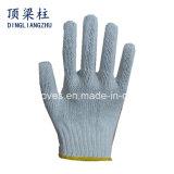 7 Anzeigeinstrument-Baumwollhandschuhe 350-900g, Sicherheits-Arbeits-Handschuh mit Rand