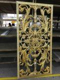 ポリウレタン装飾的なコーニス、救助の壁の装飾(K4114)