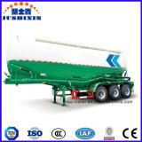 3 Semi Aanhangwagen van de Tanker van het Cement van de as 45m3 de Bulk met de Compressor van de Lucht en Motor Desiel