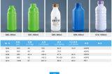 bouteille en plastique de l'animal familier 1000ml pour l'empaquetage liquide de nourriture et de produit chimique