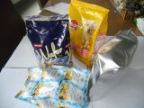 Patatas fritas automáticas que pesan y empaquetadora