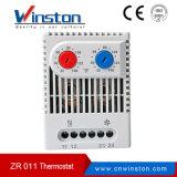 Temperature registrabili separate del termostato doppio del fornitore (ZR 011)