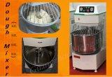 misturador de massa de pão comercial da padaria da máquina de mistura da massa de pão 25kg para o pão