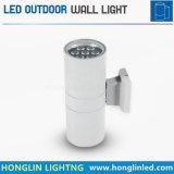 Luz ao ar livre da parede do diodo emissor de luz do poder superior IP65 6W 12W 18W 24W 36W