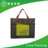 Sac tissé par pp de la qualité 60-150GSM et sac à provisions non tissé de sac