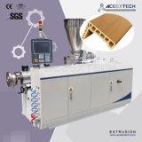 Machine en plastique en bois d'extrusion de profil de PVC