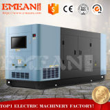 générateur diesel silencieux d'utilisation extérieure de 120kVA Ricardo
