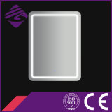 Jnh166 China Factpry Apelable Barato Rectángulo Beveled Edge LED Espejo
