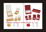 Cadre de bijou de papier de qualité