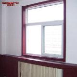 Fester hölzerner dekorativer Fenster-Mahagonirahmen Woulding (GSP17-001)