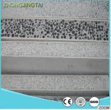 Prefabbricare le pareti interne concrete isolate costruzione prefabbricata prefabbricata della gomma piuma