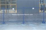 Heißer eingetauchter galvanisierter temporärer Zaun/mobiler Zaun/beweglicher Zaun