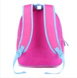 """Saco bonito cor-de-rosa novo do curso da mochila da trouxa do saco de escola de 16 """" meninas"""