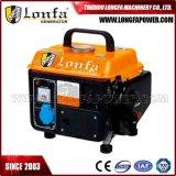 0.5kVA便利な2ストローク950 500Wガソリン発電機