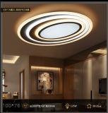2017 da venda por atacado interna moderna acrílica da fábrica das lâmpadas da iluminação da luz de teto do diodo emissor de luz da forma lâmpadas modernas do teto