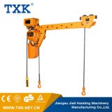 Élévateur à chaînes électrique d'offre de Txk avec l'espace libre inférieur