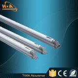 Alto tubo ligero ahorro de energía de la lámpara T8 LED del tubo del brillo