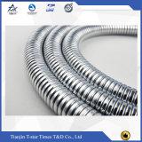 Manguito caliente 2016 del metal flexible del acero inoxidable de la venta de Pldthe de los fabricantes de China