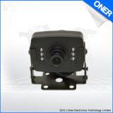 Perseguidor del vehículo del GPS con la mini cámara para tomar la foto por el MMS y en línea